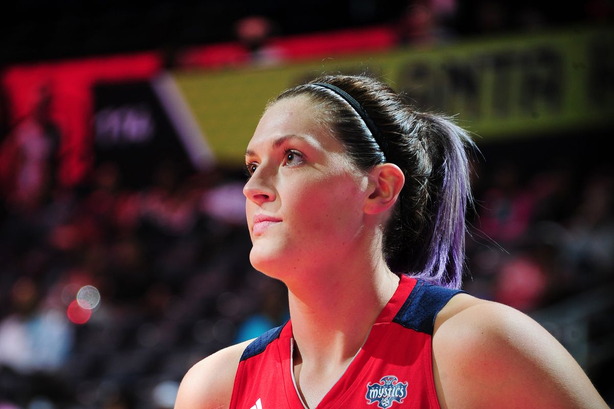 Washington Mystics, Stefanie Dolson, WNBA