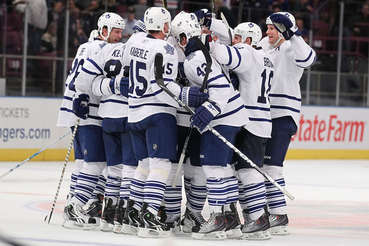 Happy Leafs!