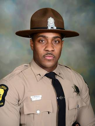 Illinois State Police trooper Gerald Mason died after he was shot on the Dan Ryan Expressway Friday afternoon.