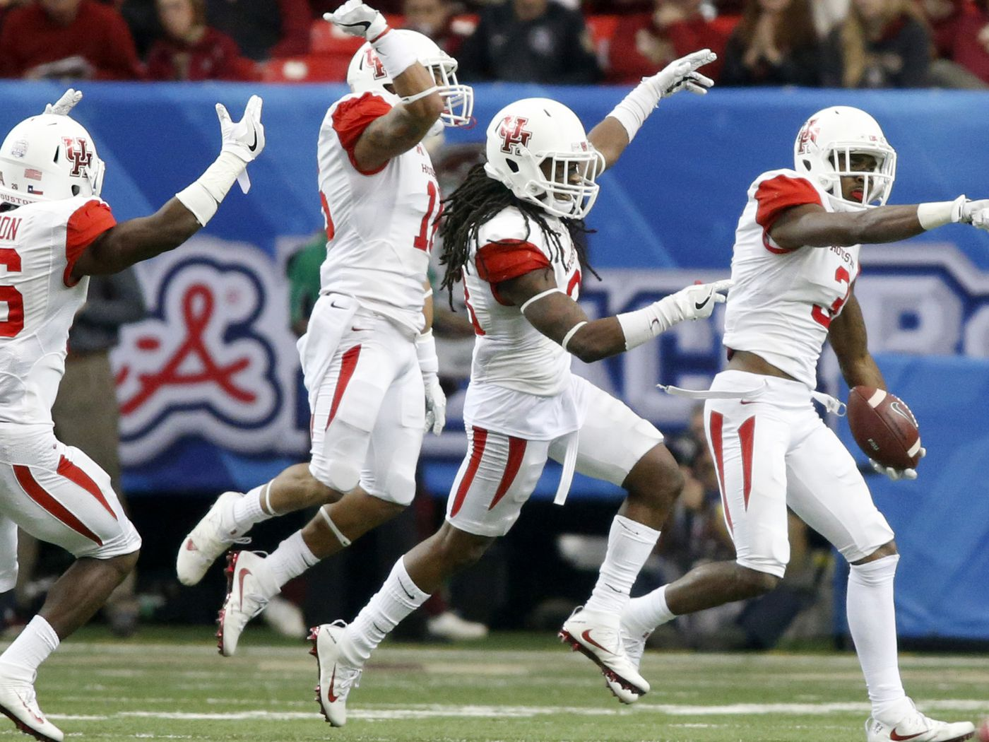 Peach bowl houston florida state betting line king george horse race betting tips