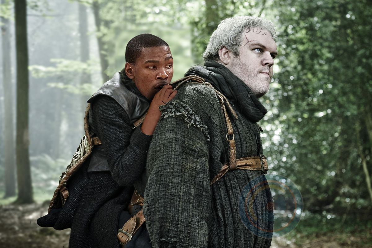 Kd and Hodor