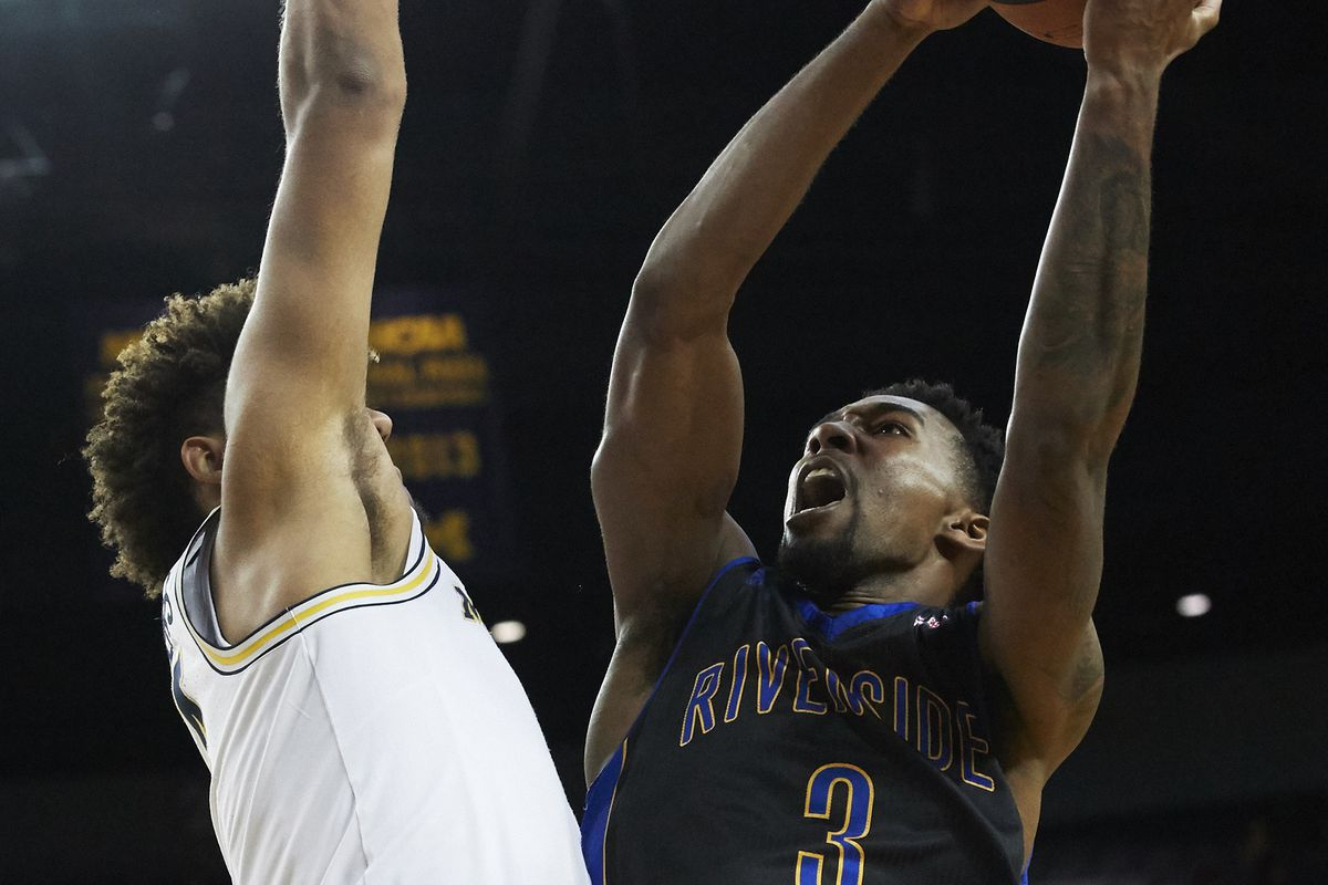 NCAA Basketball: UC Riverside at Michigan