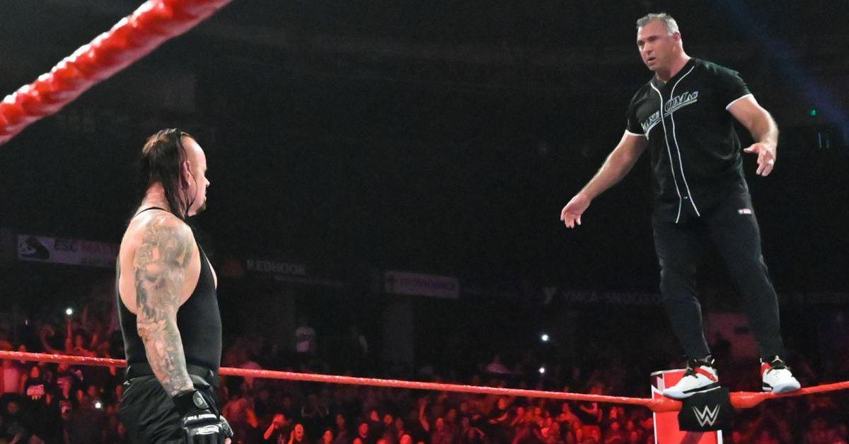 new style e516d 8ce2a What WWE can t do with this Undertaker and Shane McMahon program