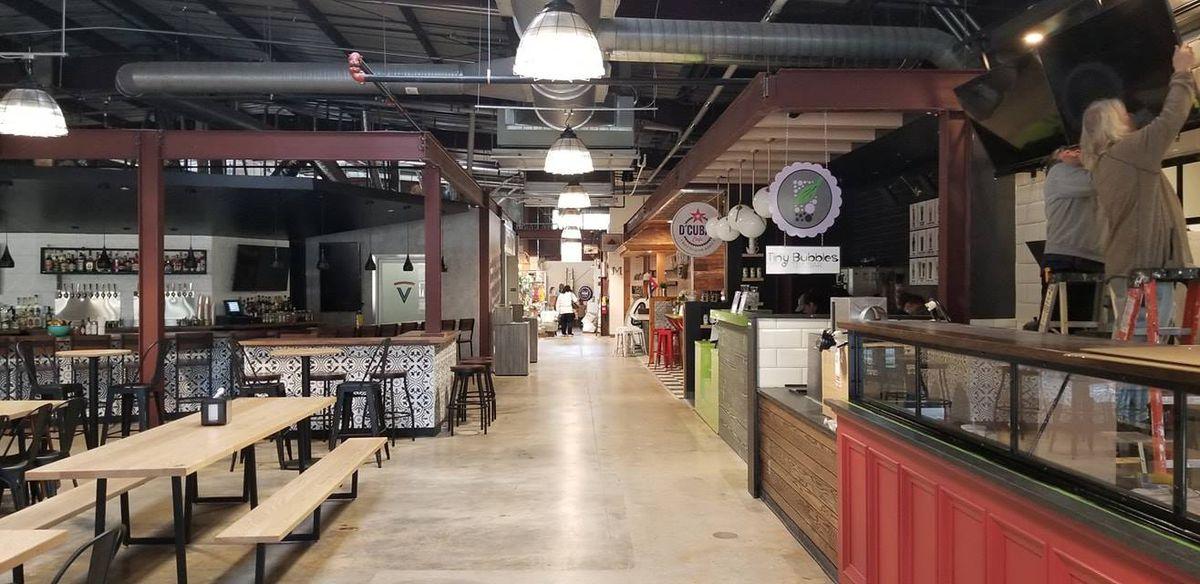 Marietta Square Market Food Hall Is Open Atlanta Eater