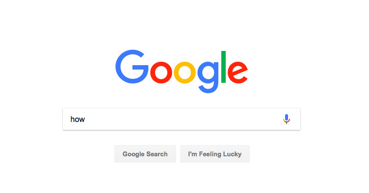 """2017 is the year people asked Google """"how?"""""""