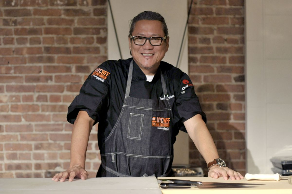Food Network & Cooking Channel New York City Wine & Food Festival Presented By Coca-Cola - Rock & Roll Sushi hosted by Masaharu Morimoto