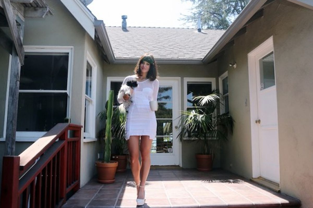 "Photo via <a href=""http://intothegloss.com/2012/09/sophia-amoruso-founder-ceo-nasty-gal/"">Into the Gloss</a>"
