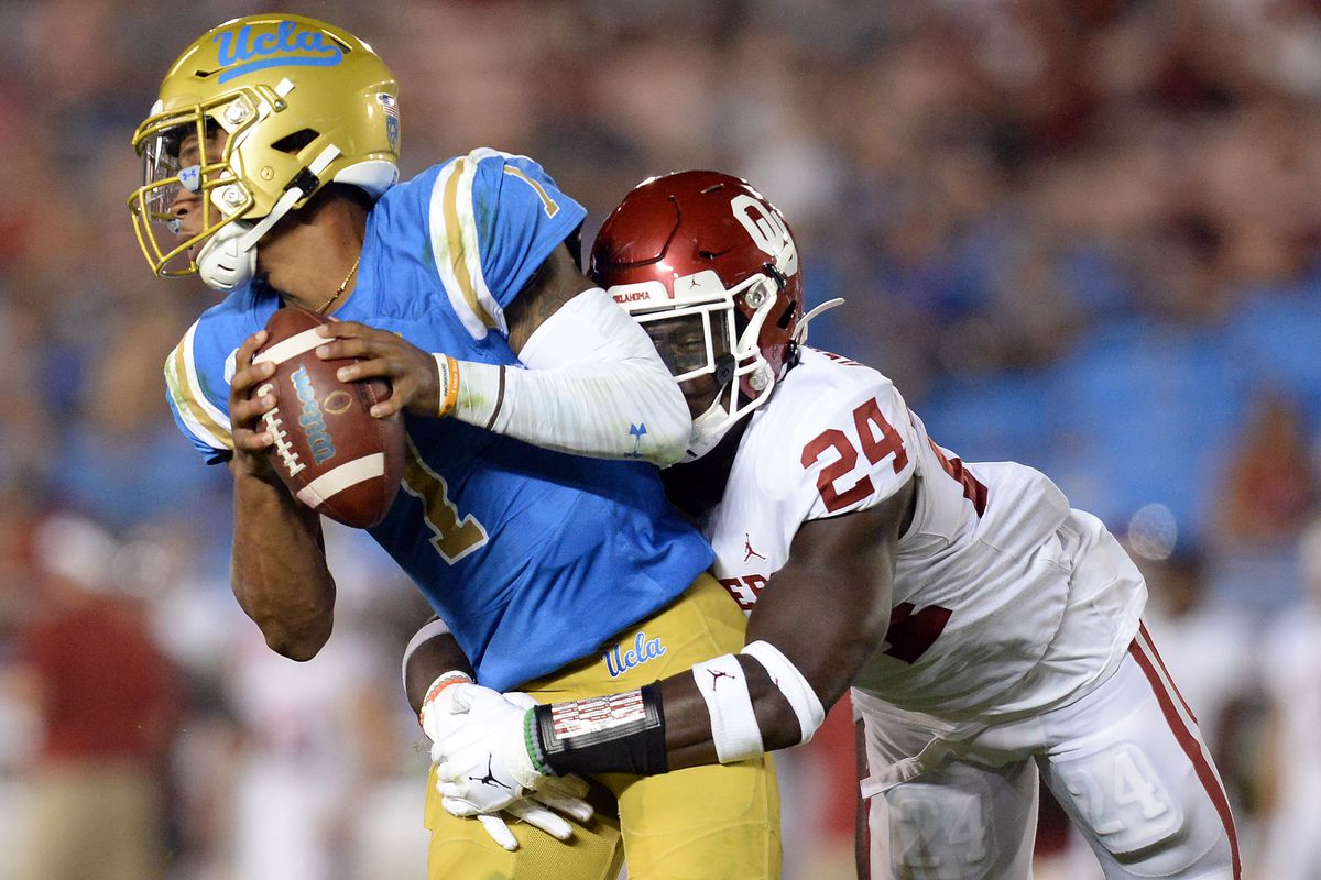 UCLA Bruins at Washington State Cougars Game Thread