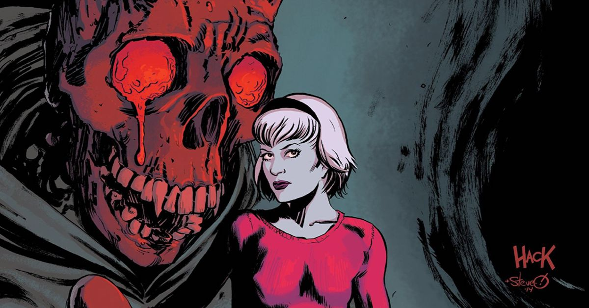Horror-inspired Riverdale spinoff, Sabrina, is coming to