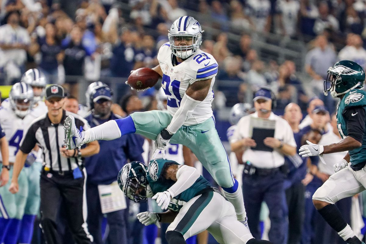 NFL: OCT 30 Eagles at Cowboys