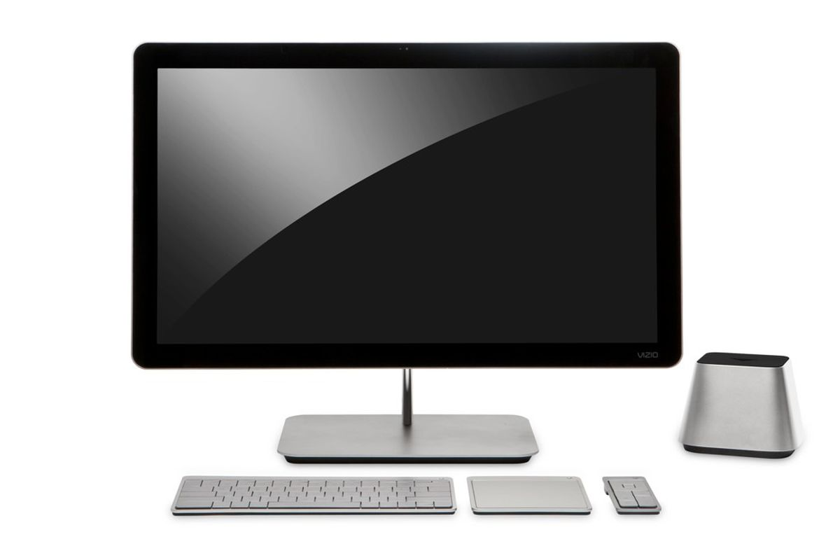 Gallery Photo: Vizio ultrabooks and all-in-ones press photos