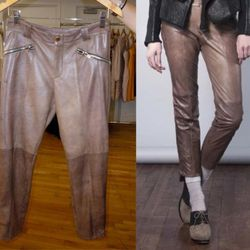 Dylan Pant in Copper, $770