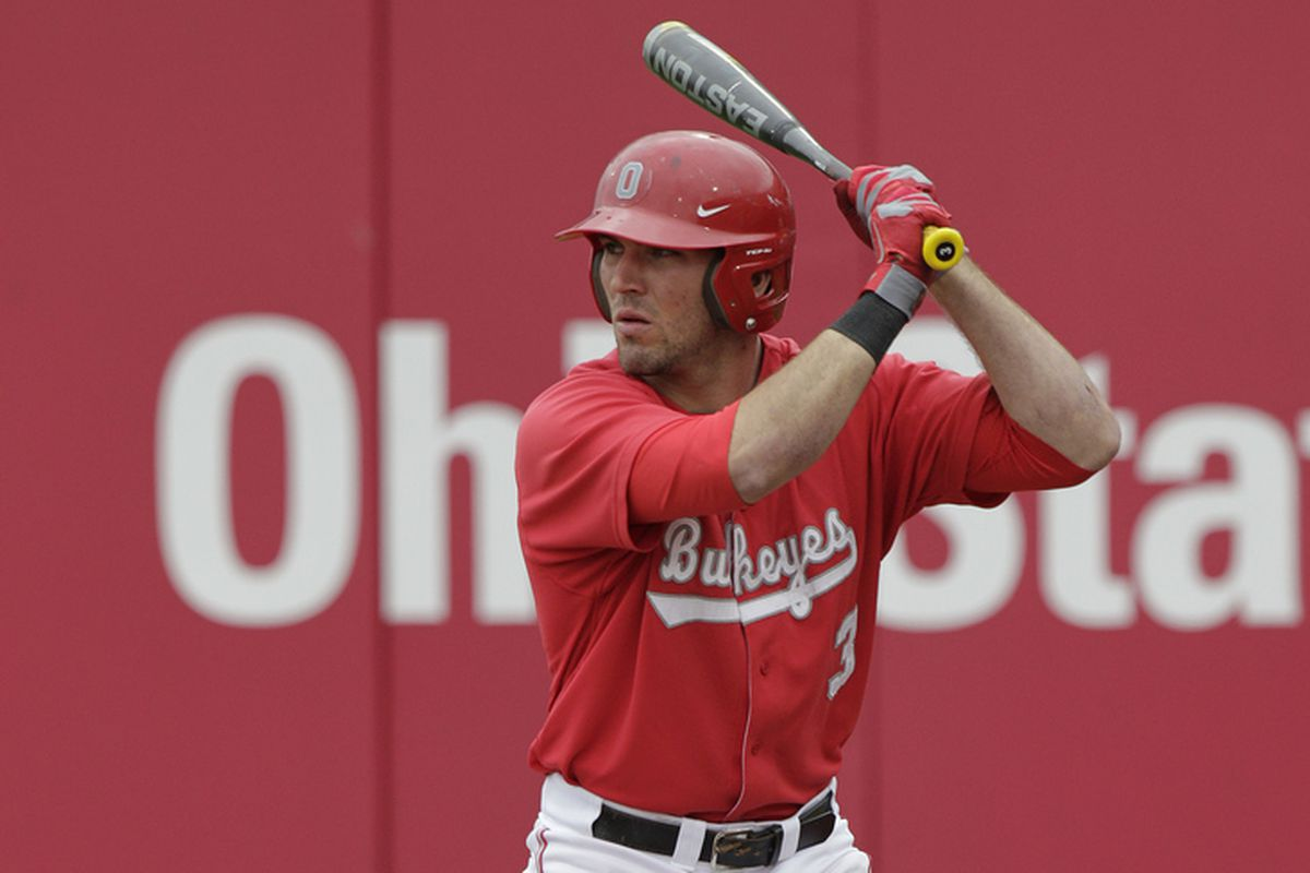 Junior outfielder Pat Porter is set to emerge as one of the Big Ten's best