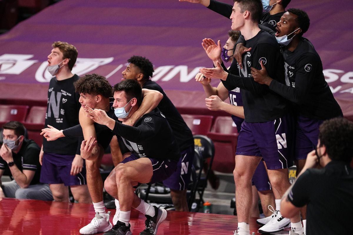 NCAA Basketball: Northwestern at Minnesota