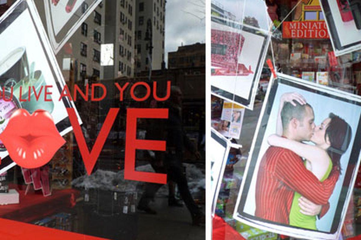 "Ricky's feels the love on Montague Street. Images via <a href=""http://mcbrooklyn.blogspot.com/2011/02/love-on-montague-street.html"">McBrooklyn</a>"