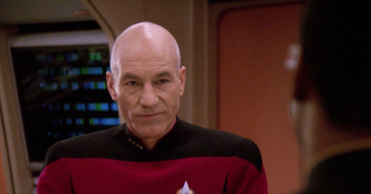 Patrick Stewart's Picard returning in new Star Trek series - Polygon