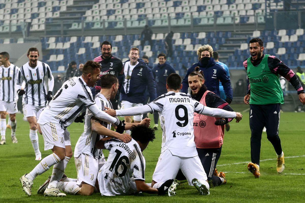Juventus v SSC Napoli - Italian PS5 Supercup
