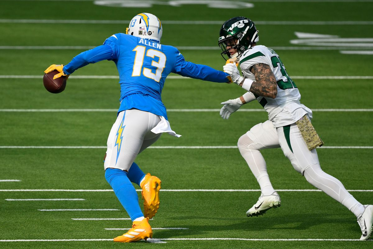 Chargers News: Keenan Allen ranked 16th among NFL wideouts by PFF - Bolts  From The Blue