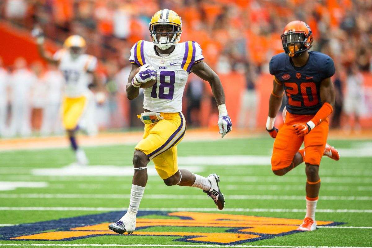 LSU cornerback Tre Davious White looks to cap off Tigers career with ... ba96743aa