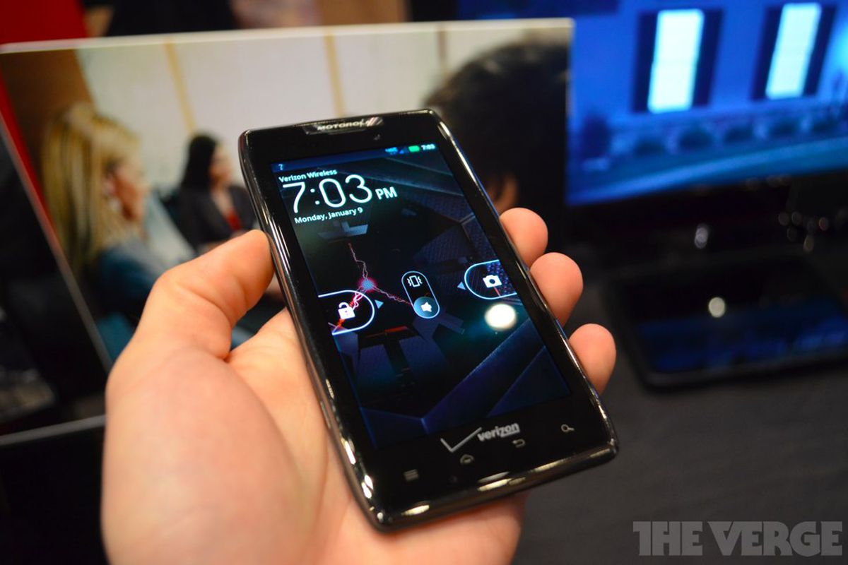 Gallery Photo: Motorola Droid RAZR Maxx hands-on pictures