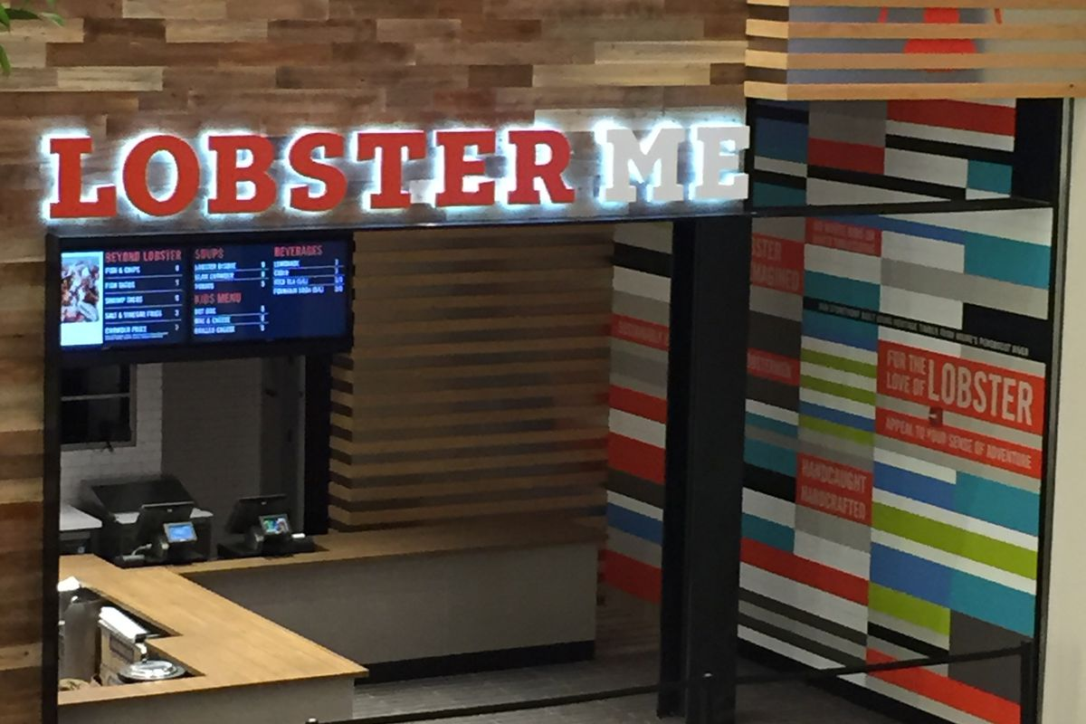 Lobster ME Bethesda Opens Friday - Eater DC