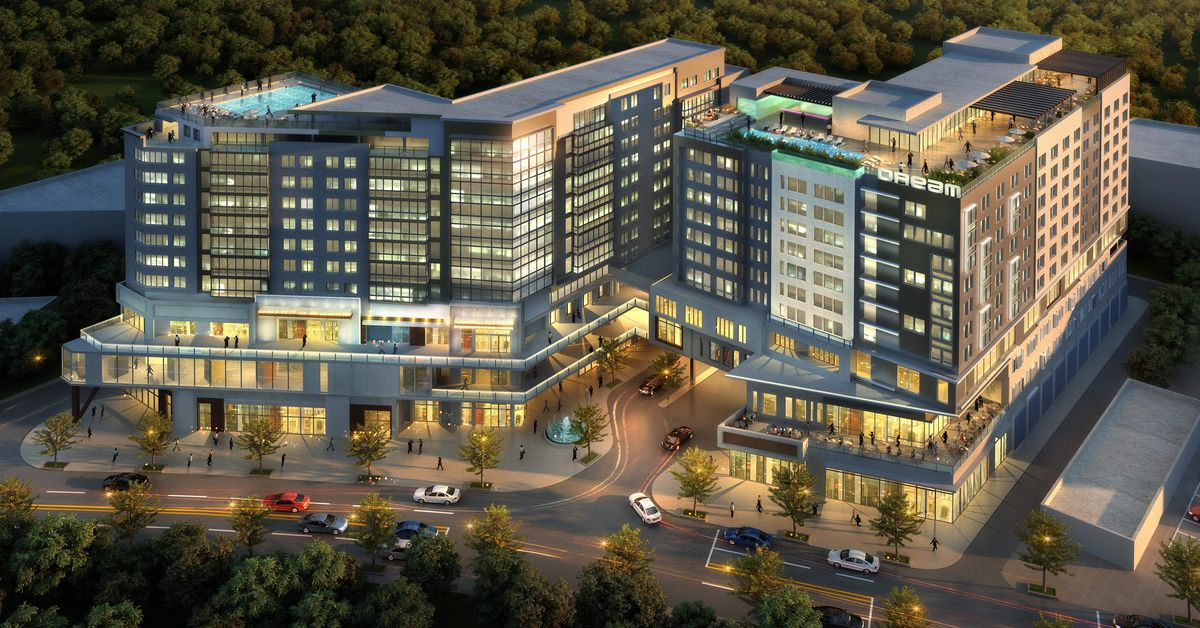 First Look Dream Hotel Concept Announced For Buckhead