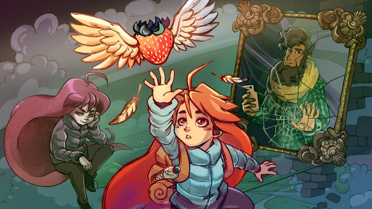 Bildresultat för celeste game