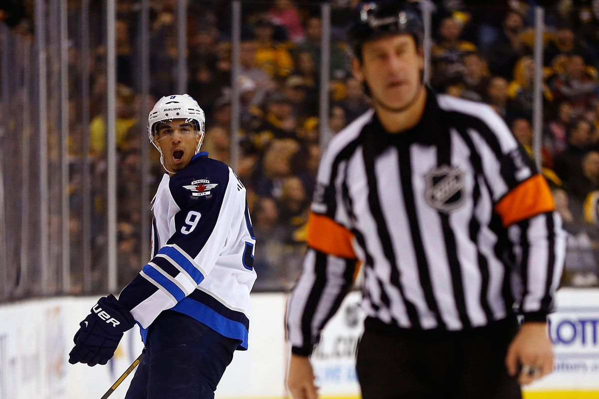 Evander Kane took the most penalties in the offensive zone this season, which is not something to be proud of.