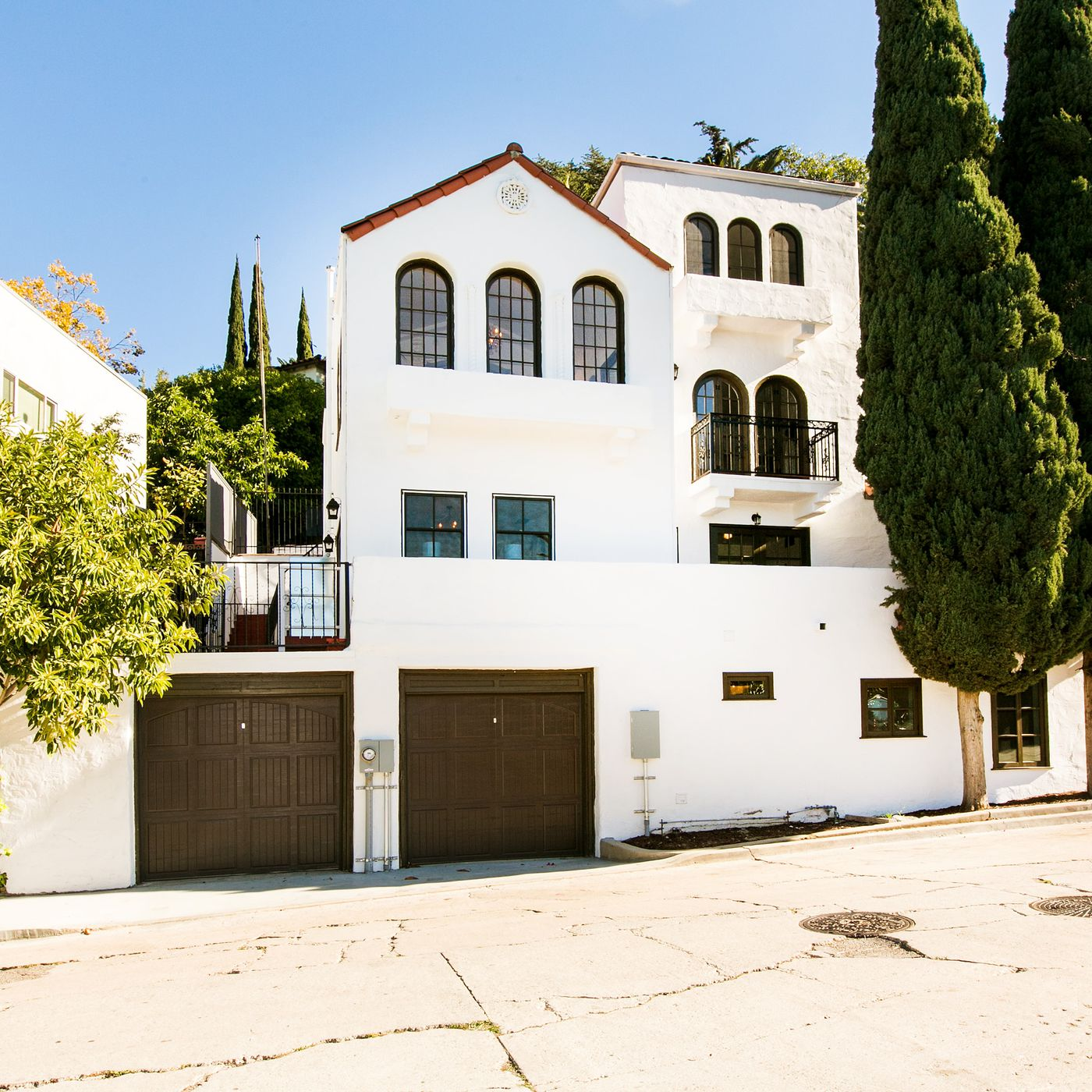 Romantic 1920s Spanish Revival Asking 1 6m In Whitley Heights Curbed La
