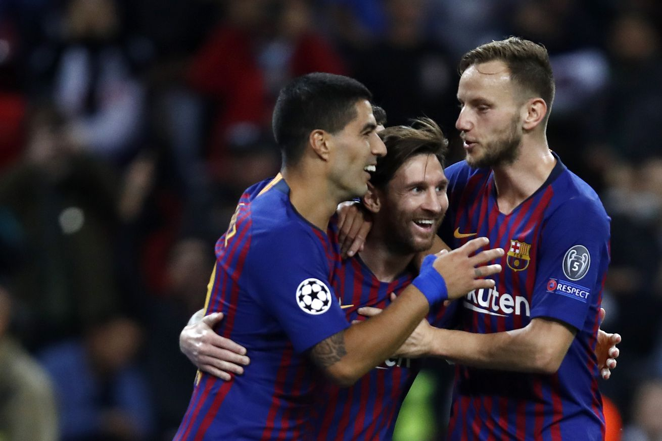 Lionel Messi, Luis Suarez and Ivan Rakitic nominated for 2018 Ballon d?Or