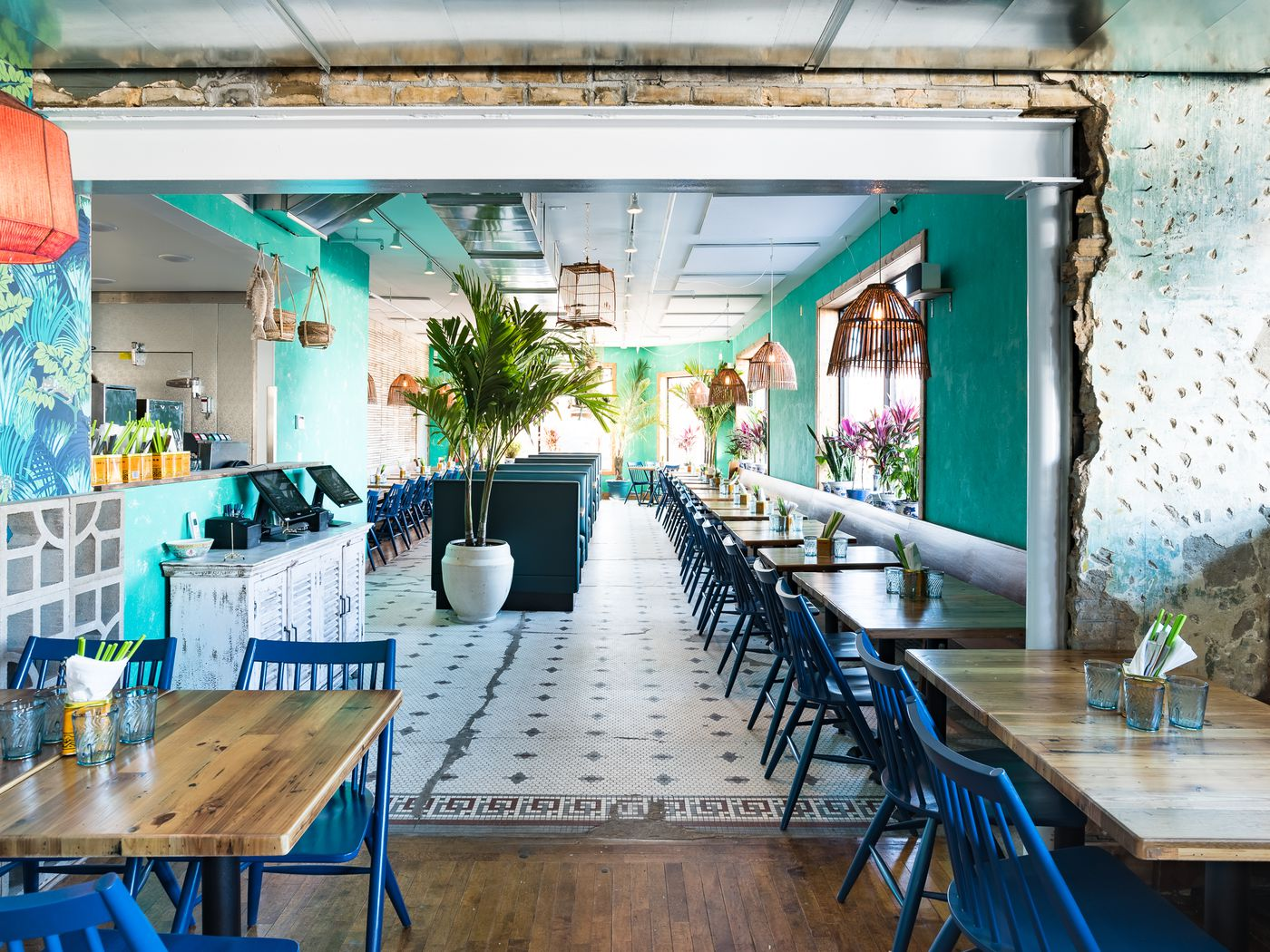 Bask In The Southeast Asian Design Of Hai Hai Eater Twin Cities