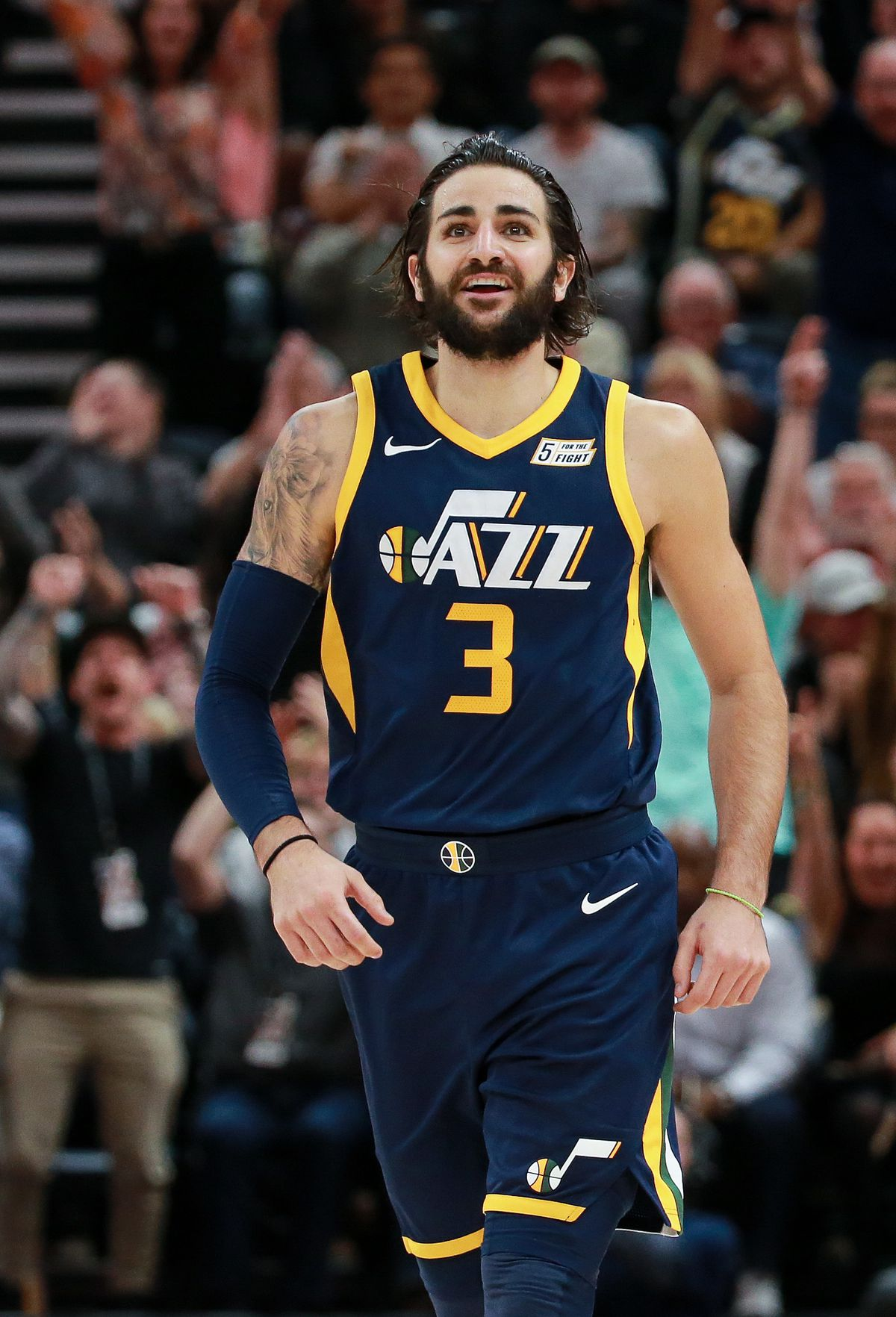 The Real Ricky Rubio Is Finally Ready to Stand Up