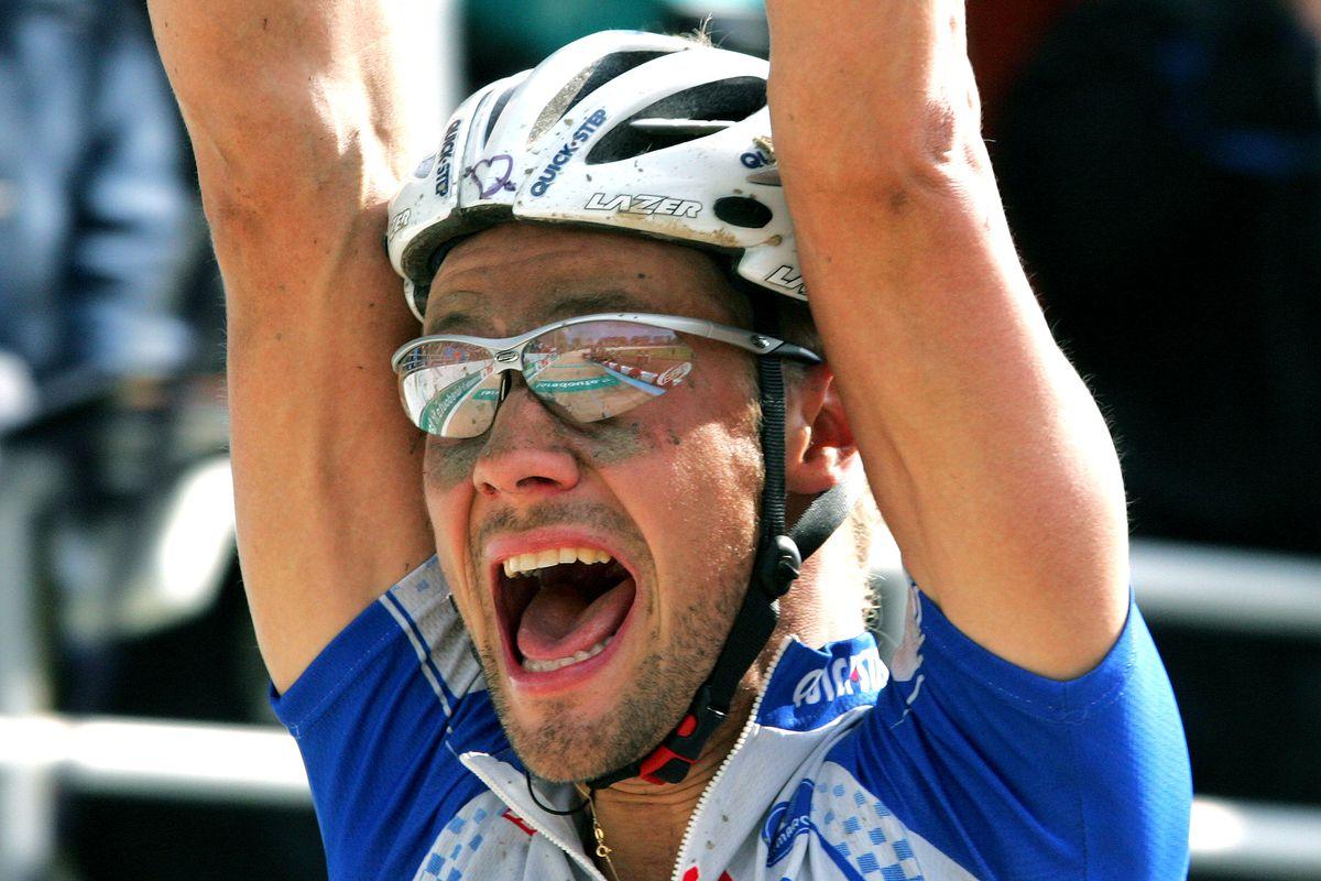 Cycling 2005 - Paris-Roubaix