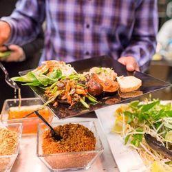 Bo Wah Kitchen Menu