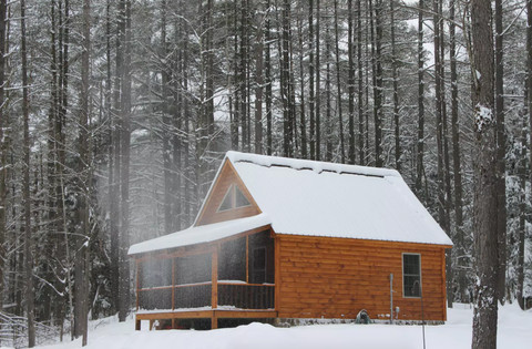 8 cozy cabins near NYC to rent for a winter getaway - Curbed NY