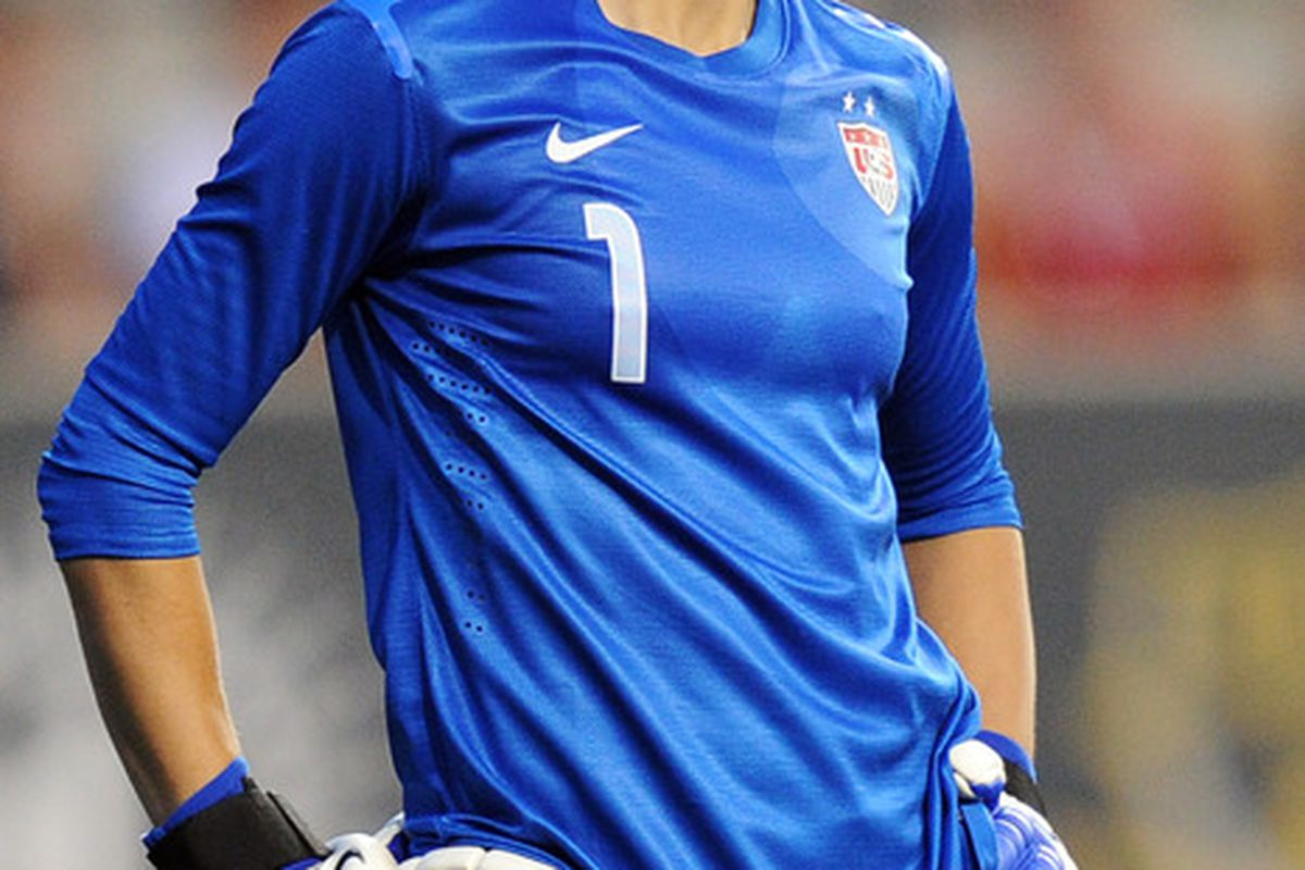 U.S. Women's National Team goalkeeper Hope Solo and the rest of the team will play in Denver as part of the London 2012 Olympics Victory Tour after winning the gold medal against Japan.