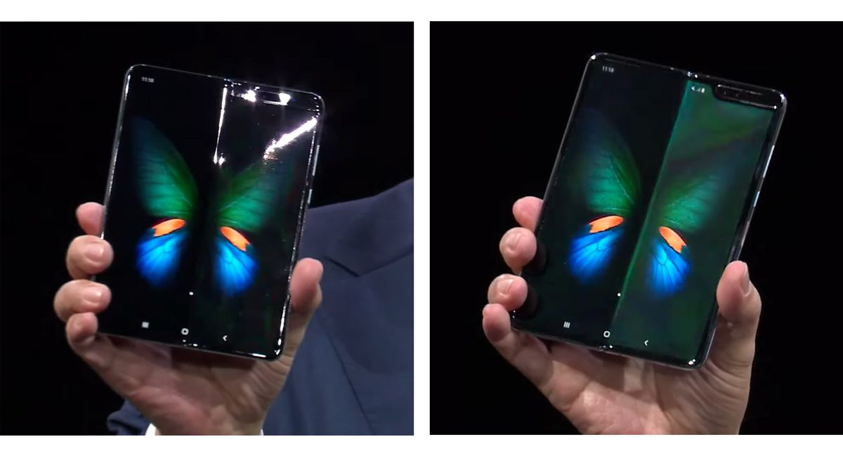 Samsung's Galaxy Fold makes no sense as a consumer device