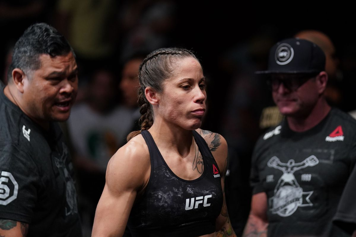 liz carmouche bummed ufc passed her over in favor of joanna