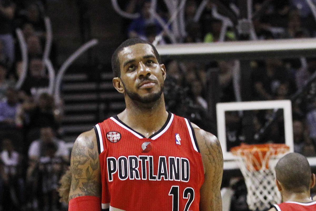 Portland Trail Blazers v San Antonio Spurs - Game Five