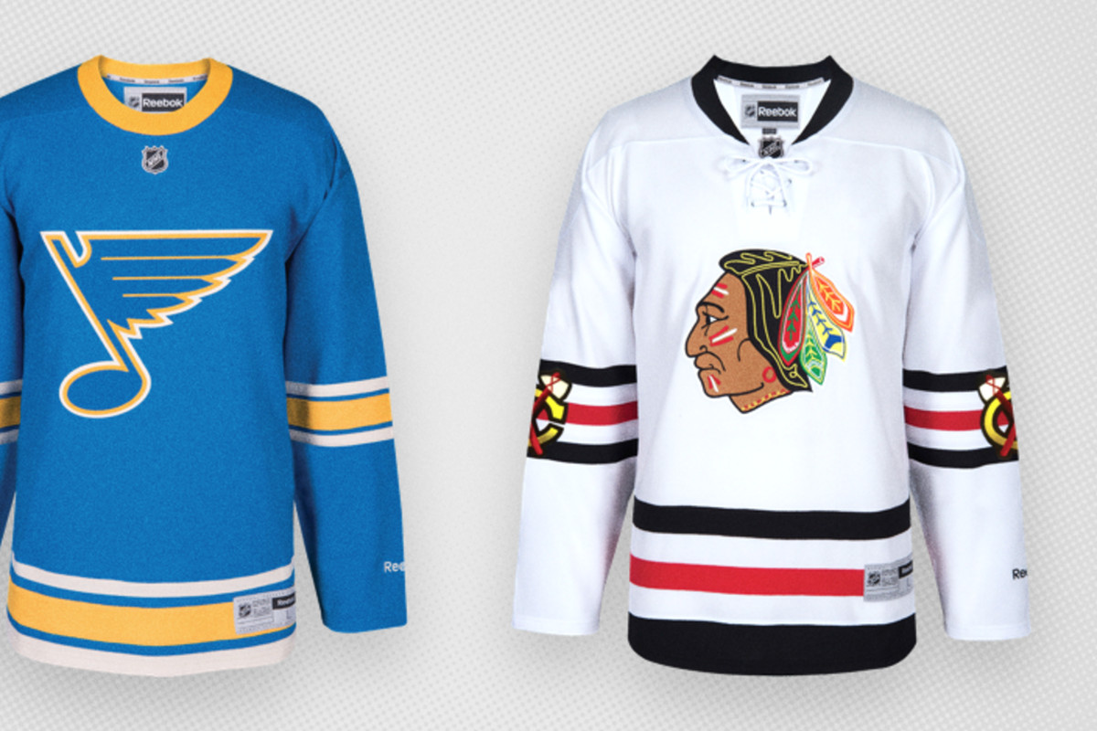 Chicago Blackhawks 2017 Winter Classic jerseys leaked - Second City ... 6c22dae57