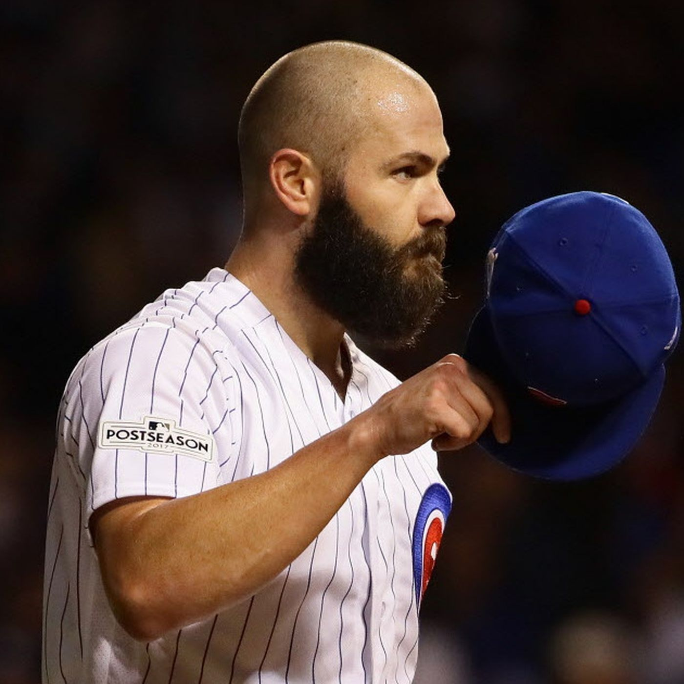 94f5400c8f5 About that Darvish obsession  Breathe — and give ex-Cub Arrieta proper  goodbye