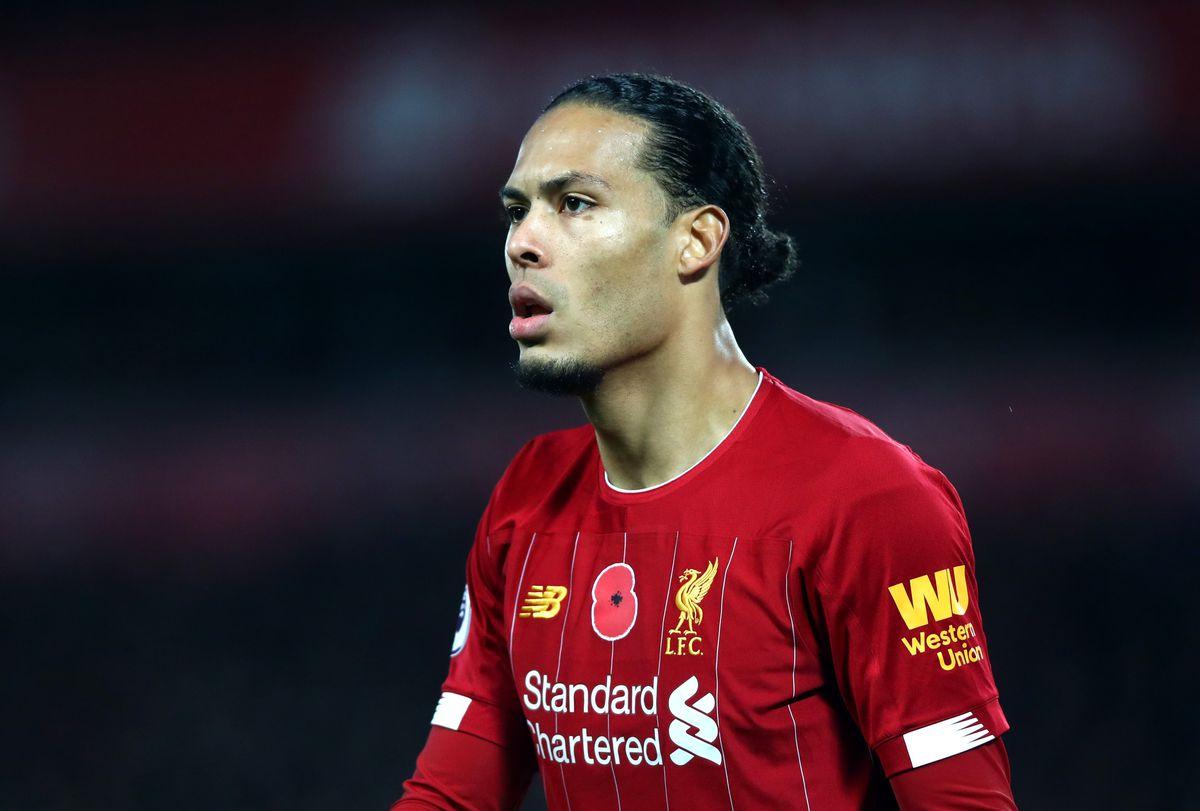Virgil Van Dijk - Liverpool FC - Premier League