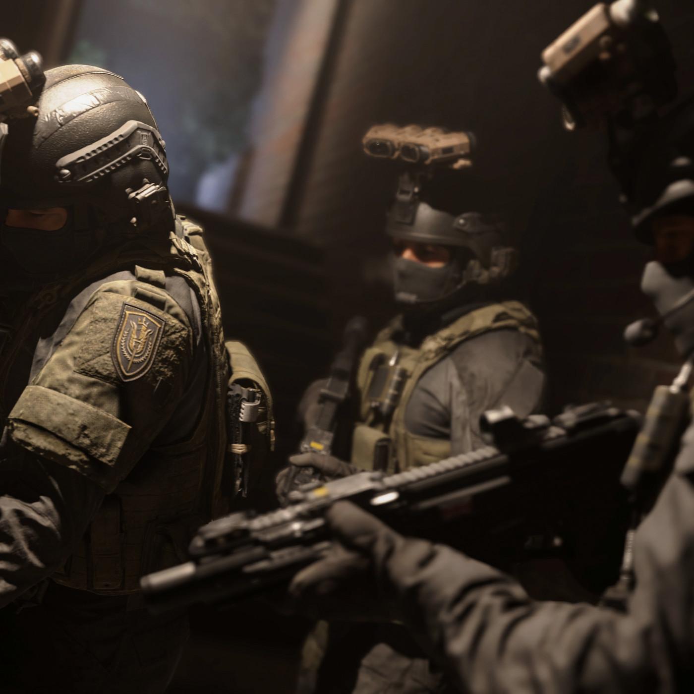 call of duty mw 4