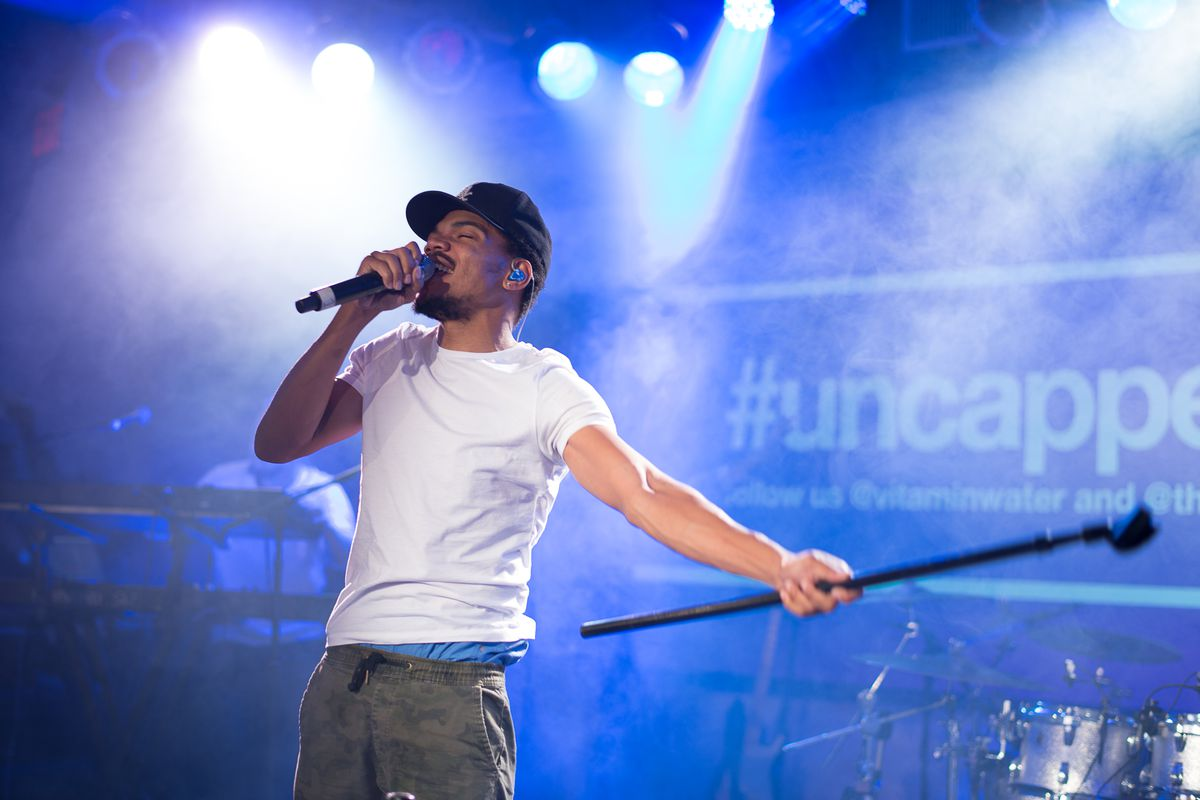 Mixtape site leaks Chance the Rapper's new album, ruining Apple