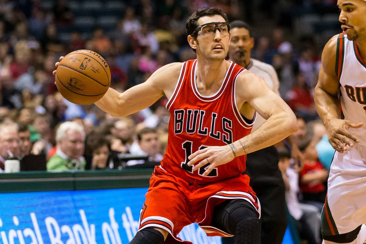 This is the perfect ending for the Kirk Hinrich era ...