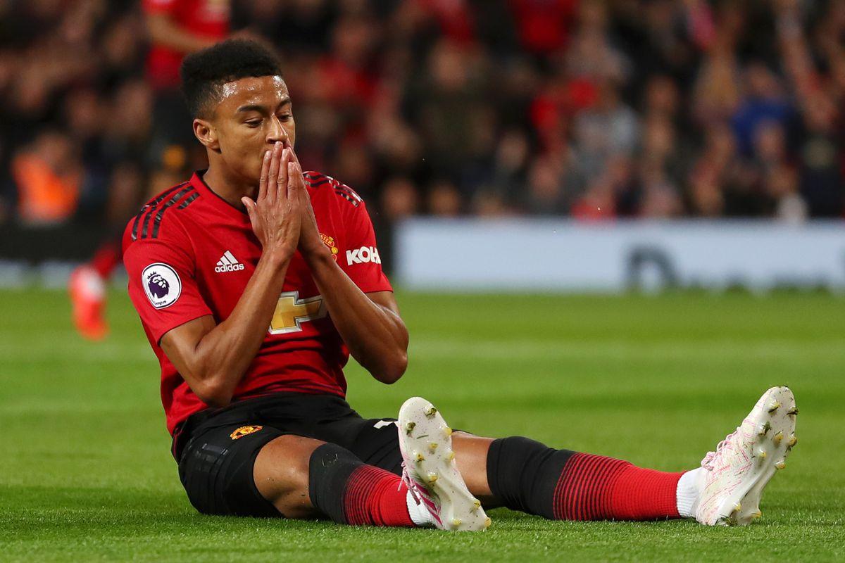 Lingard Mau Bermain Bareng Ronaldo di Manchester United