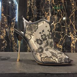 Heels, now $228 (from $285, backstock available)