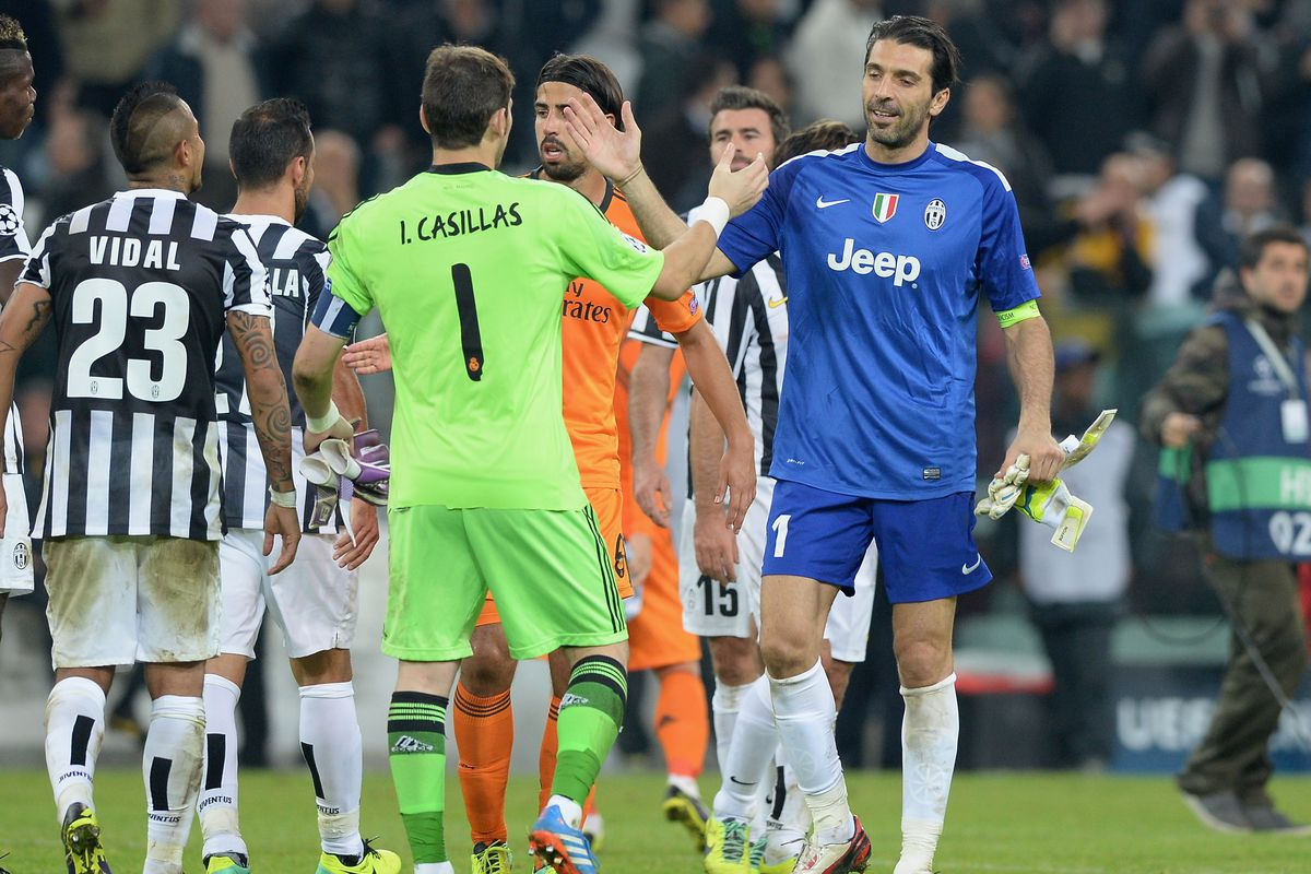 Real Vs Juventus