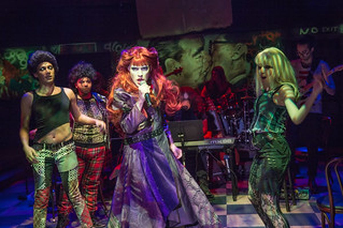'Hedwig and the Angry Inch' review at Theo Ubique