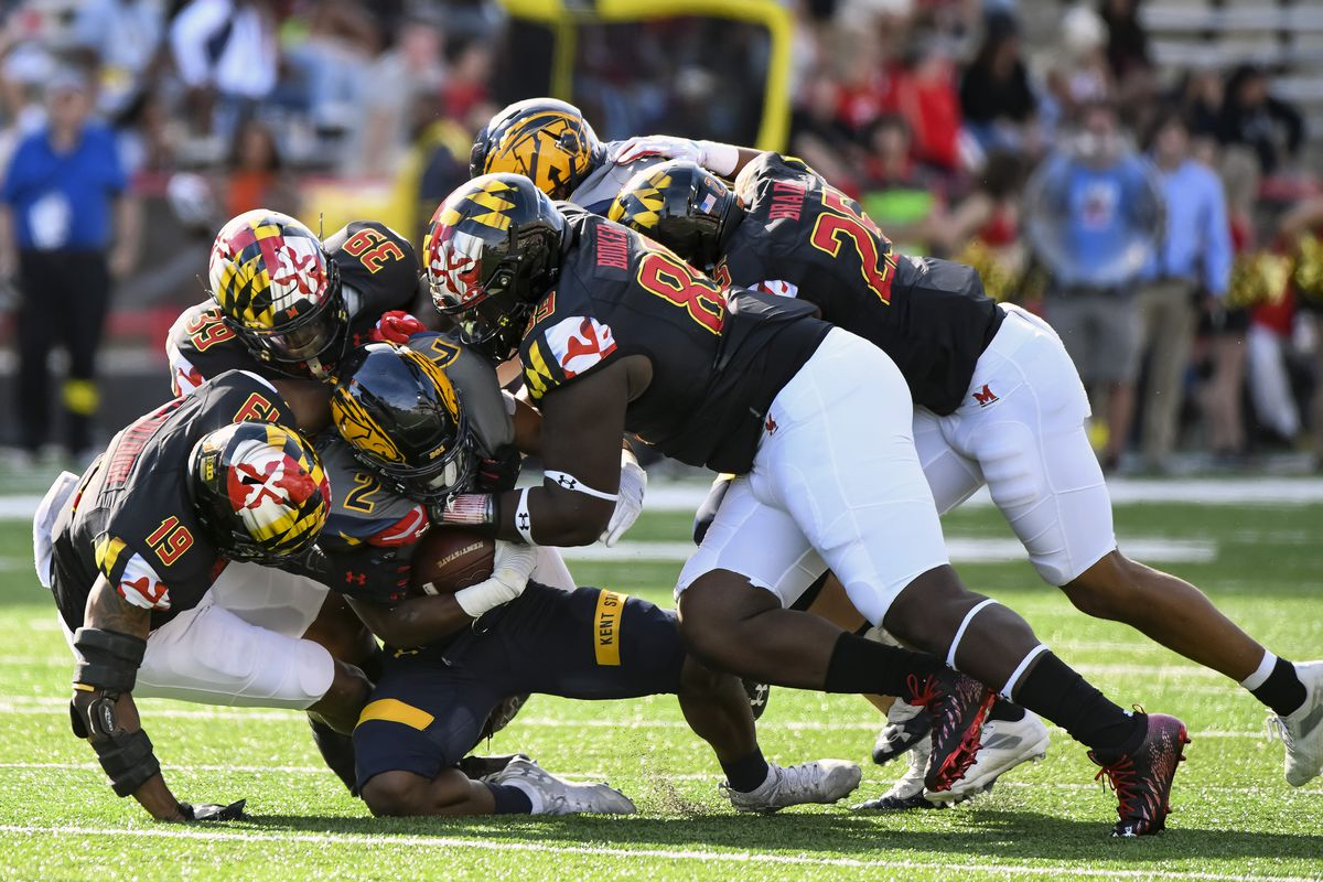 COLLEGE FOOTBALL: SEP 25 Kent State at Maryland